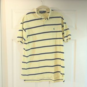Polo | Ralph Lauren | Yellow and Blue | T-shirt